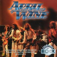 APRIL WINE - Champion Of Rock