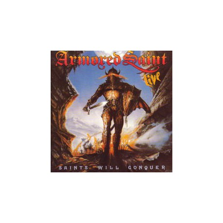 ARMORED SAINT - Saints Will Conquer - Live