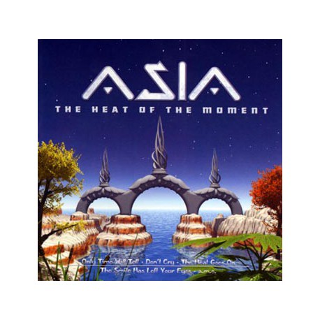 ASIA - The Heat of The Moment - Golden Hits Live In Concert