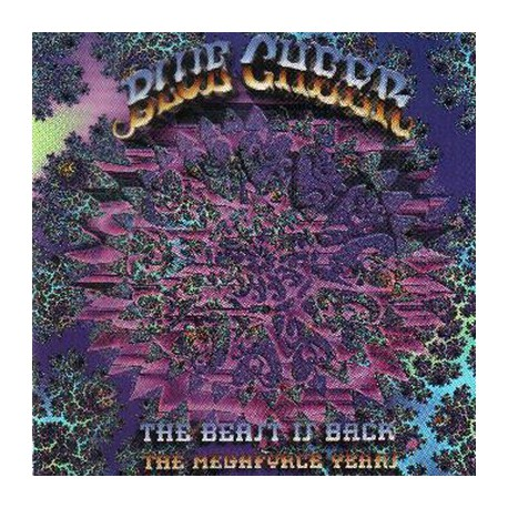 BLUE CHEER - The Beast is Back-The Megaforce Years