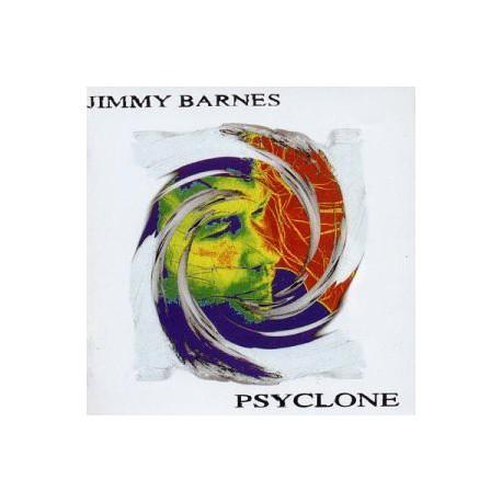 BARNES, JIMMY - Psyclone