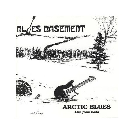 BLUES BASEMENT - Arctic Blues - Live