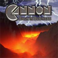 CANNON - Back In Business (Digipak)