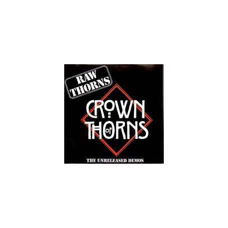 CROWN OF THORNS - Raw Thorns