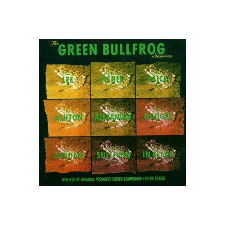 GREEN BULLFROG - The Sessions