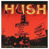 HUSH - Feat. Robert Berry